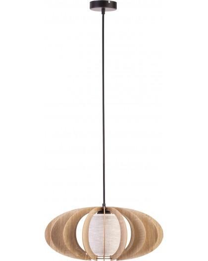 Deckenlampe Hängelampe Schirm Stahl Design Modern A 31319