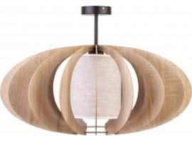 Deckenlampe Deckenleuchte Schirm Stahl Design Modern A 31322