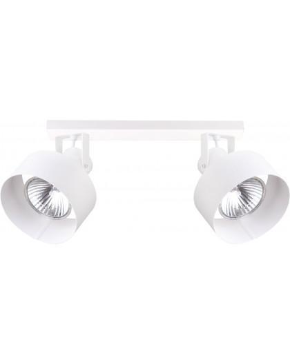 Deckenlampe Deckenspot Spot Modern Design Stahl Rif plus 2-flg Weiß 31202