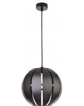 Globus straight 1 Hanging lamp L black 30993 Sigma