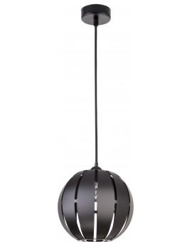 Globus straight 1 Hanging lamp M black 30994 Sigma