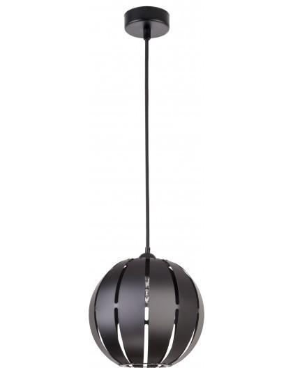 Lampa Globus prosty 1 zwis M czarny 30994 Sigma