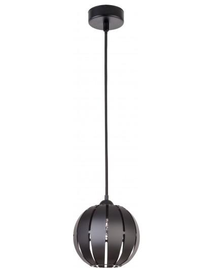Globus straight 1 Hanging lamp S black 30995 Sigma