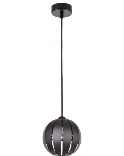 Lampa Globus prosty 1 zwis S czarny 30995 Sigma