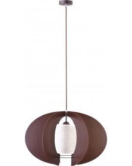 Deckenlampe Hängelampe Holzlampe Modern Design Holz Modern C L Braun Wenge 31335