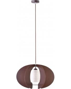Deckenlampe Hängelampe Holzlampe Modern Design Holz Modern C M Braun Wenge 31336