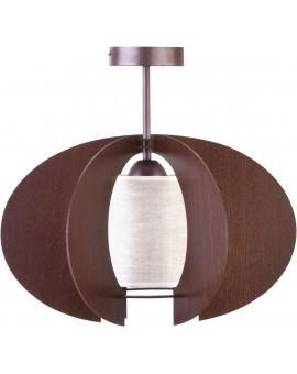 Lampa Plafon Modern C L ciemny 31338 Sigma
