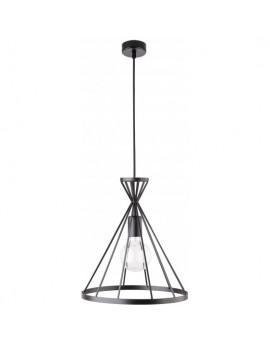 Lampa Nowum 1 zwis L czarny 30883 Sigma