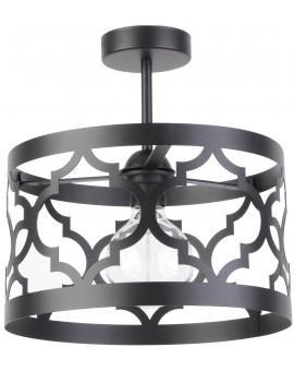 Ceiling lamp MODUŁ MAROKO M black 31596 SIGMA