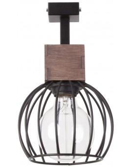 Ceiling lamp MILAN brown 1 31569 SIGMA