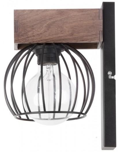 Wall lamp MILAN brown 31577 SIGMA