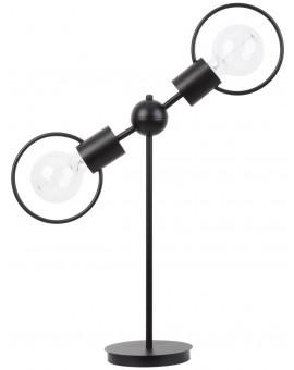 Table lamp KOSMOS black 50131 SIGMA