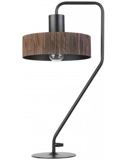 LAMPA BIURKOWA VASCO WENGE 50114 SIGMA