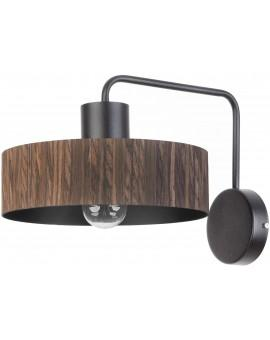Lampe Wandlampe Wandleuchte Modern Design VASCO Wenge 31547