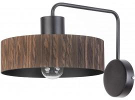 Wall lamp VASCO WENGE 31547 SIGMA