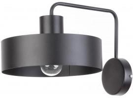 Lampe Wandlampe Wandleuchte Modern Design VASCO Schwarz 31555