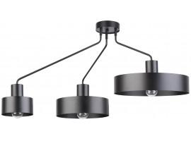 Ceiling lamp JUMBO black 3 31533 SIGMA