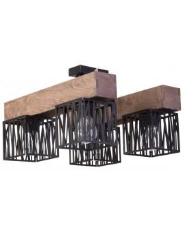 Ceiling lamp DALI black 4 31483 SIGMA