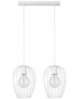 Hanging lamp BORA white 2 31462 SIGMA