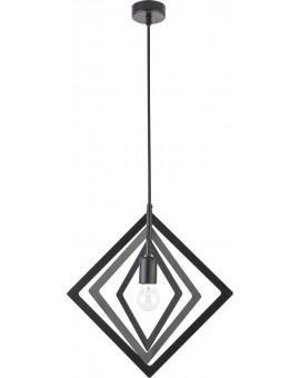 Hanging lamp Trik S romb black 31178 Sigma