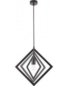 Lampa Zwis Trik S romb czarny 31178 Sigma