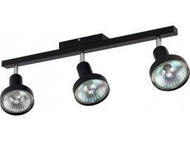 Lampa Spot Neon 3 czarny 31409 Sigma