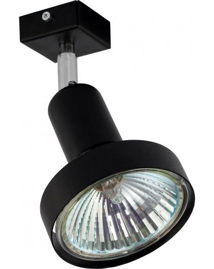Lampa Spot Neon 1 czarny 31403 Sigma