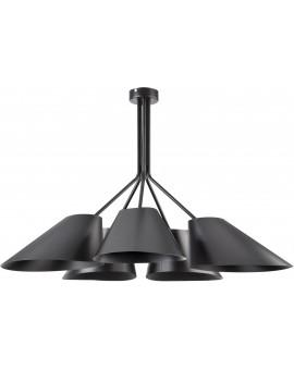 Chandelier Lora 5 black 31051 Sigma