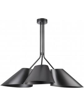 Chandelier Lora 3 black 31050 Sigma