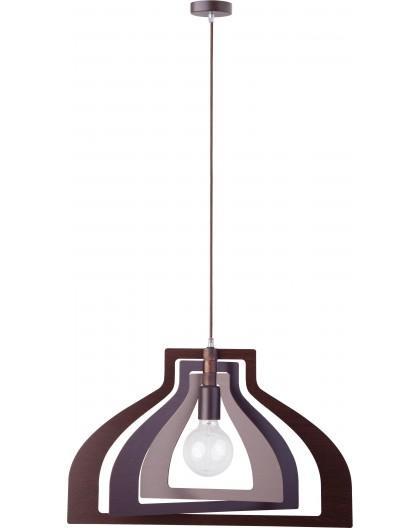 Lampa Zwis Glam Loft ciemny 31365 Sigma