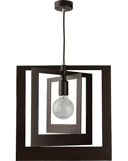 Lampa Zwis Glam kwadrat ciemny 31364 Sigma