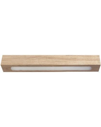 Ceiling lamp Futura Wood Low 30 oak 32703 Sigma