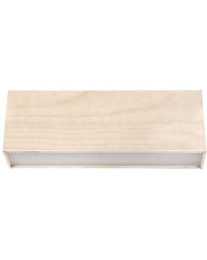 Lampa sufitowa Futura Wood 30 klon 32686 Sigma