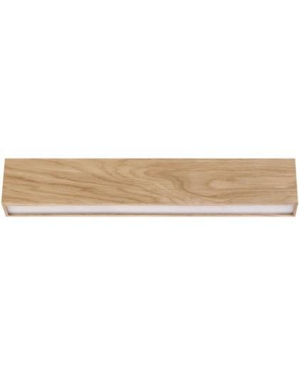 Ceiling lamp Futura Wood 60 oak 32693 Sigma