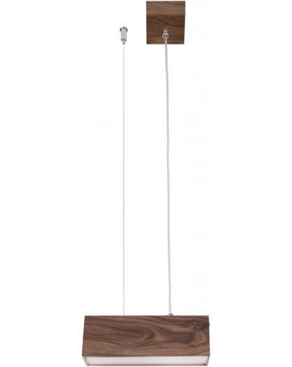 Lampa Zwis Futura Wood 30 orzech 32685 Sigma