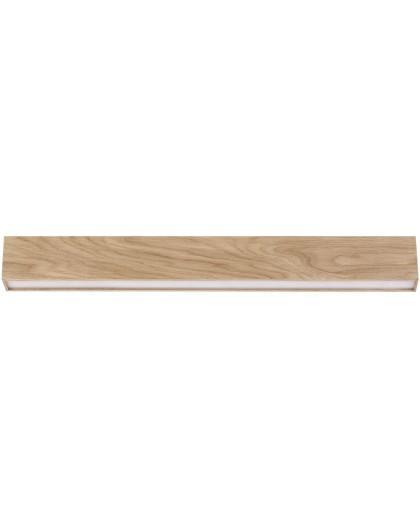 Deckenlampe Deckenleuchte Modern Design Futura Wood 90 Holz Eiche 32699