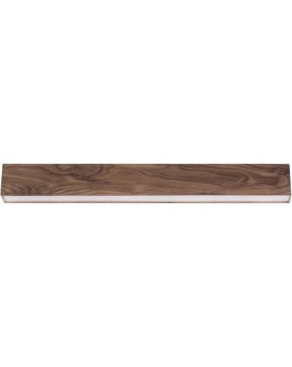 Lampa sufitowa Futura Wood 90 orzech 32700 Sigma
