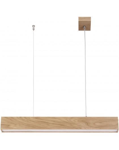 Deckenlampe Hängelampe Modern Design Futura Wood 90 Holz Eiche 32696