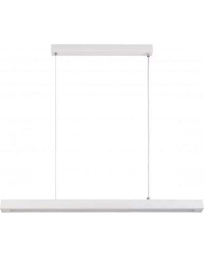 Deckenlampe Hängelampe Modern Design Stahl Futura Steel 96 Weiß 32755
