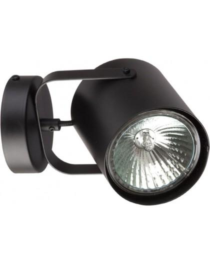 Wall lamp Flesz E27 black 31350 Sigma
