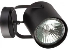 Kinkiet Flesz E27 czarny 31350 Sigma