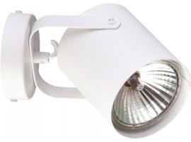 Wandlampe Wandleuchte Modern Design Metall Flesz E27 Weiß 31349