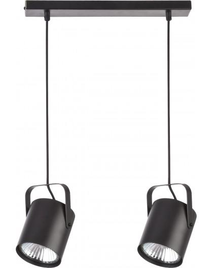 Lampa Zwis Flesz E27 2 czarny E27 31242 Sigma
