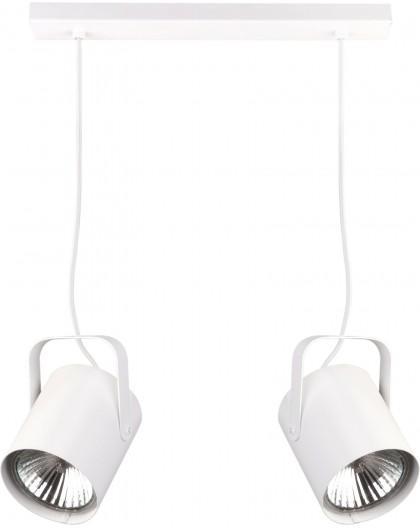 Lampa Zwis Flesz E27 2 biały E27 31139 Sigma