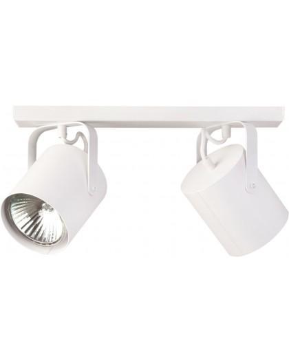 Ceiling lamp Flesz E27 2 white E27 31106 Sigma