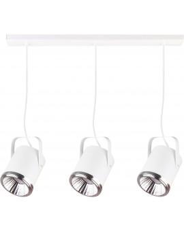 Lampa Zwis Flesz GU10 z żarówką 3 biały 32680 Sigma