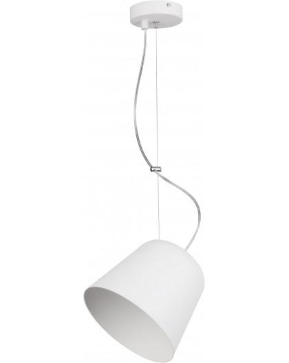 Lampa Zwis Tiket 1 biały 31389 Sigma
