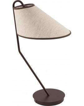 Lampa biurkowa Tara brąz 50093 Sigma