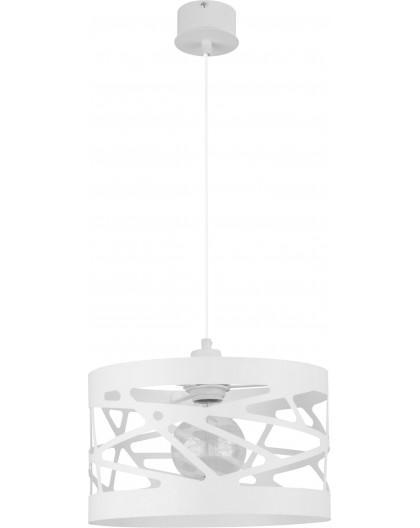 Hanging lamp Moduł frez M white 31080 Sigma