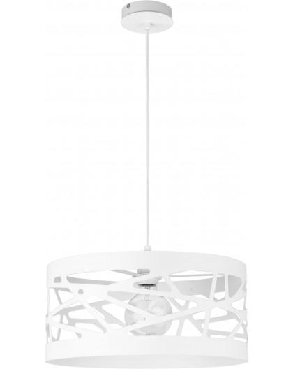Hanging lamp Moduł frez L white 31079 Sigma